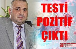 COVİD-19 TESTİ POZİTİF ÇIKTI, ONUNLA BERABER...