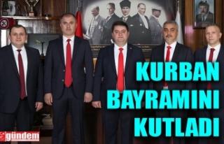 GMİS KURBAN BAYRAMINI KUTLADI