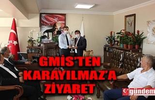 GMİS YÖNETİMİNDEN, İL ÖZEL İDARESİ GENEL SEKRETERİ...