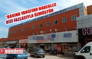 "İSMAİLOĞLU;"" BASINA YANSIYAN HABERLER BİZİ..."