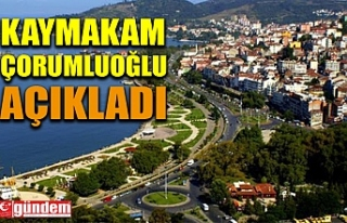 KAYMAKAM ÇORUMLUOĞLU EREĞLİ'DE BAYRAM YASAKLARI...