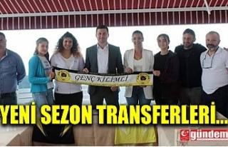 KİLİMLİ BELEDİYESPOR'DA YENİ SEZON TRANSFERLERİ...