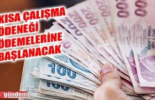 KISA ÇALIŞMA ÖDENEĞİNDEN YARARLANAMAYANLARIN...