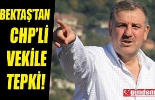 KOZLU BELEDİYE BAŞKANI BEKTAŞ'TAN, CHP'Lİ...