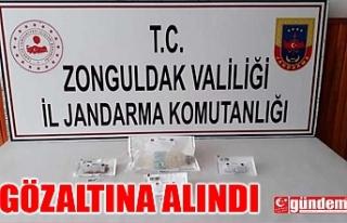 KULLANIM HAZIR 2 ADET BONZAİ İLE YAKALANDI