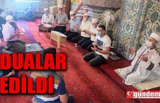 ŞEHİTLER ANISINA MEVLİD-İ ŞERİF OKUTULDU