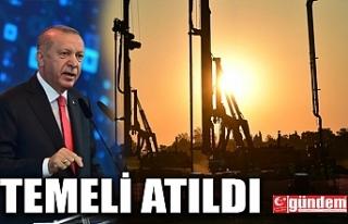 YERLİ OTOMOBİL TOGG FABRİKASI'NIN TEMELİ...