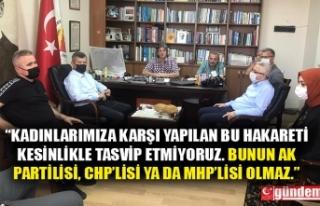 AK ARTİ İL BAŞKANI TOSUN'DAN ZGC'YE ZİYARET