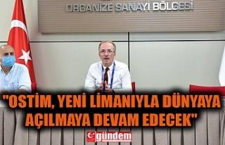 BARTIN ÜNİVERSİTESİ REKTÖRÜ UZUN, FİLYOS LİMANI...
