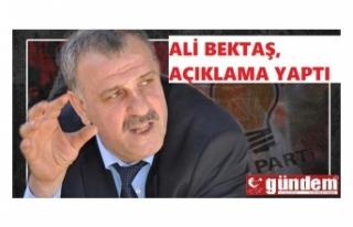'BELEDİYEMİZİN HİÇBİR TASARRUFU OLMAMIŞTIR''