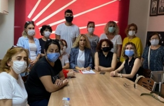 CHP İL KADIN KOLLARI BAŞKANI KIR, 'İSTANBUL...