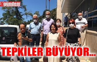 DİYANET İŞLERİ BAŞKANI ERBAŞ'A SUÇ DUYURUSUNDA...