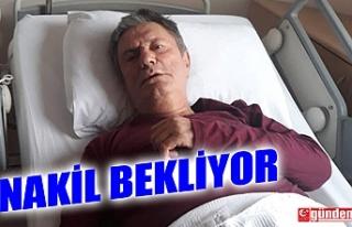 GAZETECİ TURHAN, KARACİĞER KANSERİNİ YENEBİLMEK...