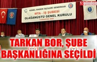 GMİS MTA-İŞ ŞUBE GENEL KURULU YAPILDI