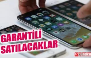 İKİNCİ EL TELEFON VE TABLETLER GARANTİLİ VE SERTİFİKALI...