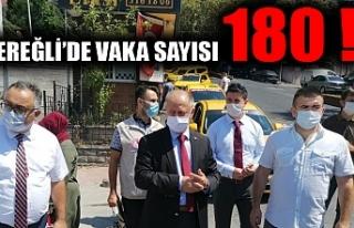 KAYMAKAM ÇORUMLUOĞLU, EREĞLİ'DE DENETİMLERDE...
