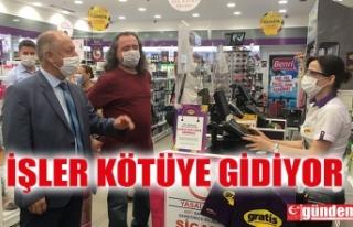 KDZ. EREĞLİ'DE COVİD-19 TEDBİRLERİ DENETİMLERİ...