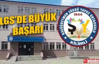 KİLİMLİ BAŞÖĞRETMEN ŞÜKRÜ YAVUZ ORTAOKULU'NDAN...