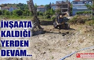 SAĞLIK OCAĞI VE 112 ACİL SERVİS İSTASYONU İNŞAATI...