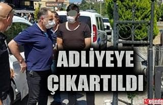 SAHİLDEKİ SİLAHLI SALDIRININ ZANLISI ADLİYEYE...