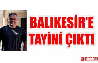 SEVİLEN KBB UZMAN HEKİMİ AĞAOĞLU'NUN TAYİNİ...