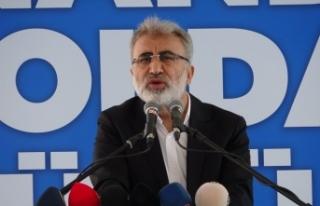 Taner YILDIZ: ''Hizmet yapılacaksa AK Parti...