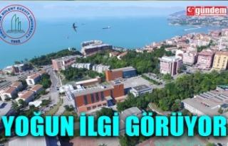 ZBEÜ SANAL ÜNİVERSİTE TERCİH FUARINDA YOĞUN...