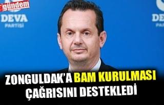 AV. EROĞLU'NUN BAM ÇAĞRISINA, DEVA PARTİ...