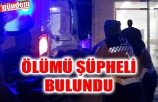 BAHÇEDE HAREKETSİZ BULUNAN KADIN, KURTARILAMADI