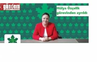 Gelecek Partisi Zonguldak ilçe başkanı görevinden...
