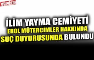 İLİM YAYMA CEMİYETİ EROL MÜTERCİMLER HAKKINDA...