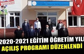 KDZ. EREĞLİ'DE 2020-2021 EĞİTİM ÖĞRETİM...