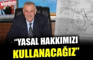 KOZLU BELEDİYE BAŞKANI ALİ BEKTAŞ, SERT TEPKİ...