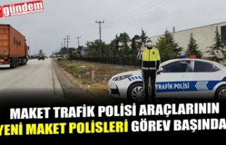 MAKET TRAFİK POLİSİ ARAÇLARININ YENİ MAKET POLİSLERİ...