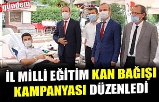 MİLLİ EĞİTİM MÜDÜRLÜĞÜ TARAFINDAN EREĞLİ'DE...