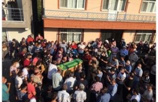 TRAFİK KAZASINDA VEFAT EDEN ODABAŞI, SON YOLCULUĞUNA...