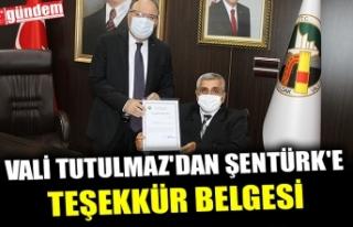 VALİ TUTULMAZ'DAN FİZİKSEL ENGELLİLER DERNEĞİ...