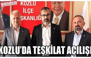 YENİDEN REFAH PARTİSİ KOZLU İLÇE BAŞKANLIĞI...