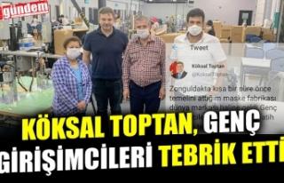 ZONGULDAK'TA Kİ MASKE FABRİKASI ŞİMDİ BİR...