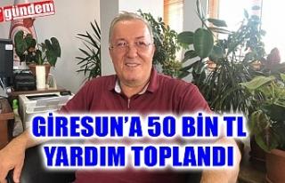 ZONGULDAK, BARTIN VE KARABÜK'TEN GİRESUN'A...