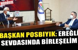 AK PARTİ İLÇE BAŞKANI BOZKURT'TAN BAŞKAN...