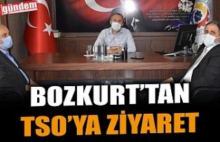 BOZKURT'TAN TSO'YA ZİYARET