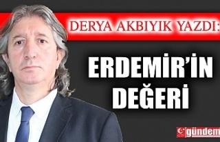 ERDEMİR'İN DEĞERİ