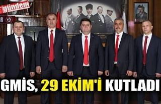 GMİS, 29 EKİM'İ KUTLADI