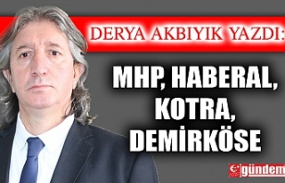 MHP/ HABERAL/ KOTRA/ DEMİRKÖSE