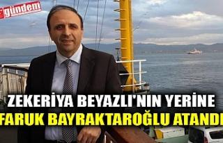 Zonguldak Orman Bölge Müdürlüğüne Faruk Bayraktaroğlu...