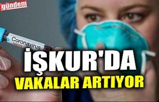 İŞKUR'DA VAKALAR ARTIYOR