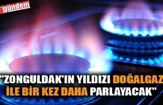 """""""ZONGULDAK'IN YILDIZI DOĞALGAZ İLE BİR..."""
