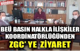 BEÜ BASIN HALKLA İLİŞKİLER KOORDİNATÖRLÜĞÜNDEN...
