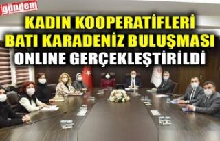 KADIN KOOPERATİFLERİ BATI KARADENİZ BULUŞMASI...